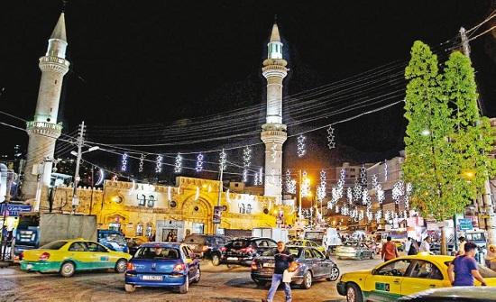 """""""الأمانة"""" تعتزم تأهيل محيط المسجد الحسيني"""