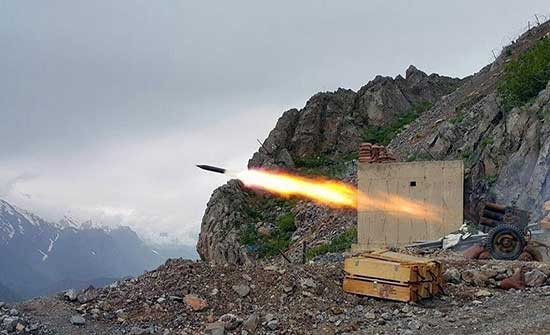 الدفاع العراقية: ضبط 4 منصات صواريخ مُعدة لاستهداف قاعدة جوية