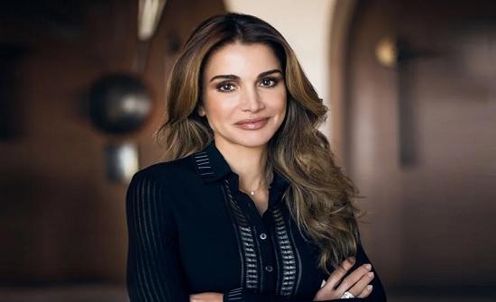 الملكة رانيا تهنئ بعيد الأضحى