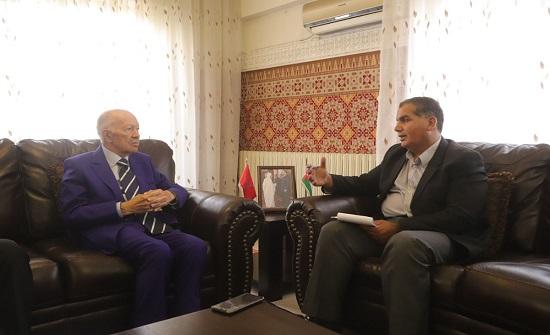 السفير المغربي: 115 اتفاقية ومذكرة تفاهم للتعاون مع الاردن