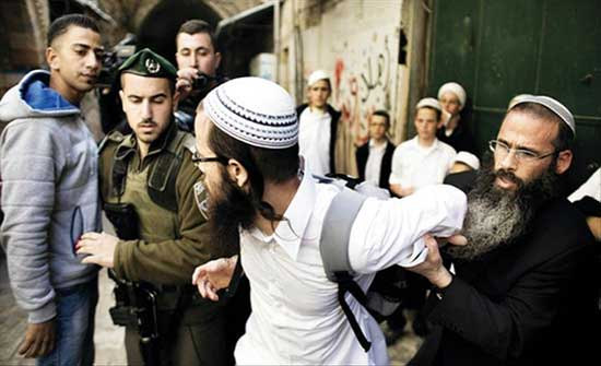 100 جندي إسرائيلي يطالبون بوقف عنف المستوطنين في الضفة