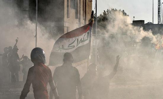 رئيس العراق: يجب حماية حق التظاهر السلمي وحفظ الأمن