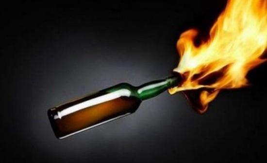 إربد : حريق مفتعل في مزرعة