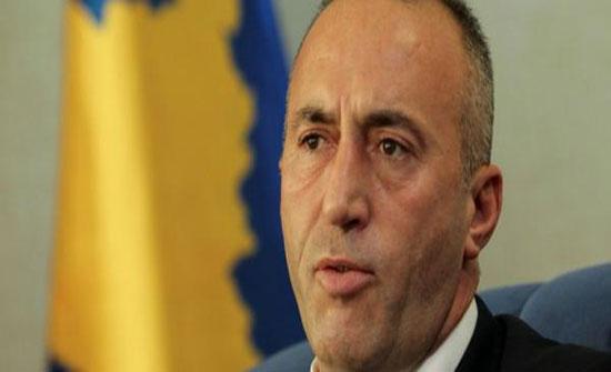 رئيس وزراء كوسوفو يستقيل من منصبه