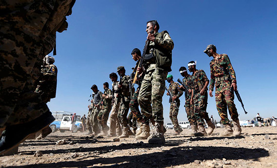 """الإرياني: """"الحوثي"""" تواصل الحشد إلى محرقة مفتوحة في مأرب"""
