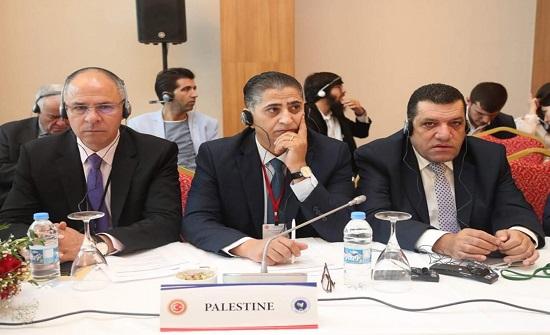 """""""البرلمانية الآسيوية"""" تعتمد مجموعة قرارات داعمة للشعب الفلسطيني"""