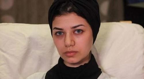 نجلاء عبد العزيز تنهار بعد تسريب صورها بدون حجاب