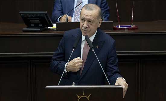 أردوغان: قناة إسطنبول مشروع لإنقاذ مستقبل المدينة