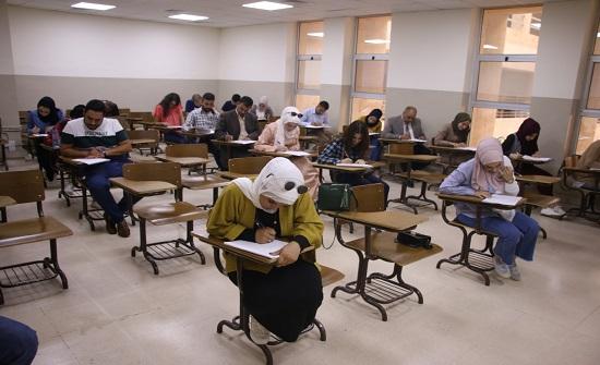 للمرة الثانية.. جامعة الشرق الأوسط تستضيف امتحان القبول للتسجيل في سجل المحامين