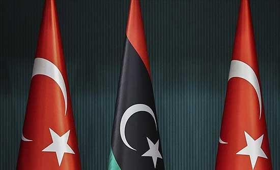 بتوجيهات من أردوغان.. وفد تركي رفيع يزور ليبيا