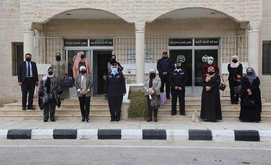 لجنة المرأة النيابية تزور مركز إصلاح وتأهيل النساء