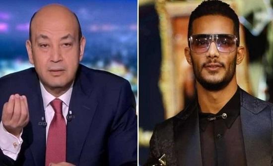 معركة عمرو أديب ومحمد رمضان.. الرد بضربة تحت الحزام!