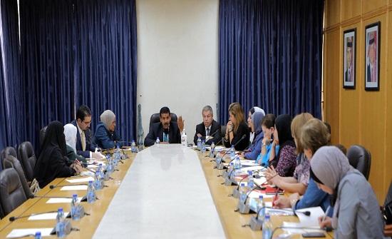 المشتركة النيابية تواصل مناقشة قانون البلديات واللامركزية