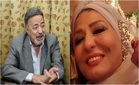 شاهد .. سهير رمزي تحتفل بعيد ميلادها رغم وفيات الوسط الفني المصري