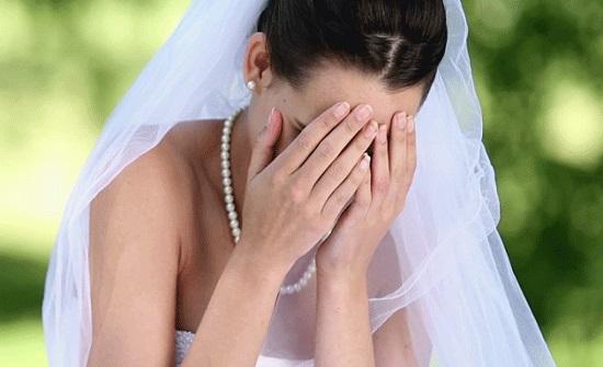 بريطانيا : عريس يختفي أثناء حفل الزفاف بعد ان طلبت منه والدته طعامها المفضل
