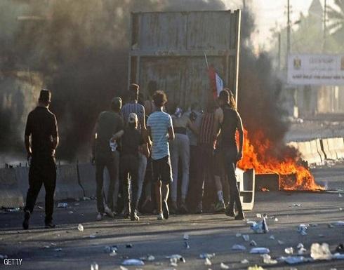 """قتلى في بغداد.. والسلطات تتهم """"قناصة مجهولين"""""""