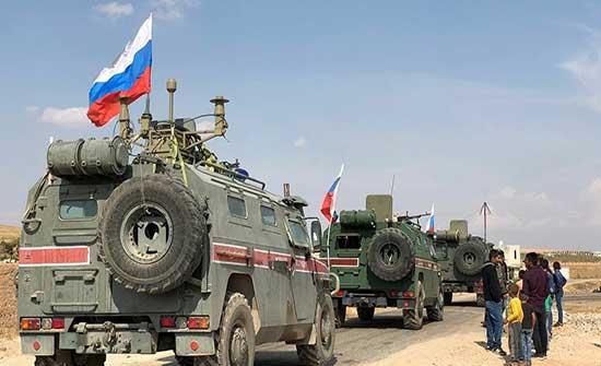 الشرطة العسكرية الروسية تدخل درعا البلد لتنفيذ الاتفاق مع لجنة التفاوض
