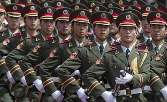 الصين: مدافع ذاتية الحركة تظهر في مناورة لأول مرة