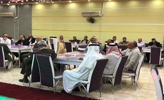 الحركة الإسلامية في سحاب تقيم حفل إفطار لوجهاء اللواء