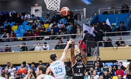 منتخب السلة يفوز على نظيره الكازاخستاني بالتصفيات الآسيوية