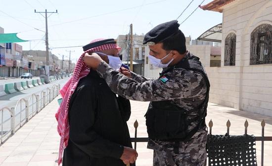 الأمن العام : مصلو الجمعة كانوا قدوة في الالتزام