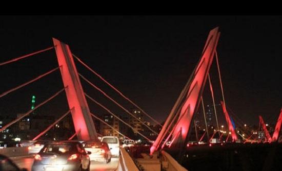 محاولة انتحار عن جسر عبدون والأمن يتدخل