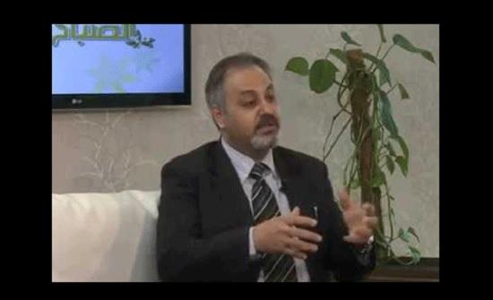 الدكتور  محمد مطالقة  طبيب اردني بمستشفى الملك المؤسس يمتلك قلوب مرضاه