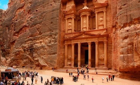 الأردن يخسر 3.4 مليون زائر خلال 7 أشهر بسبب كورونا
