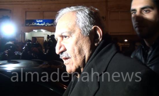 رئيس مجلس النواب الأسبق عبدالهادي المجالي في ذمة الله