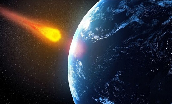 4 كويكبات تقترب من الارض.. فهل ستصطدم بها اليوم؟