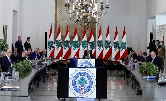 لبنان.. عون ودياب يدعوان لدعم خطة إنقاذ الاقتصاد وعدم تصفية الحسابات