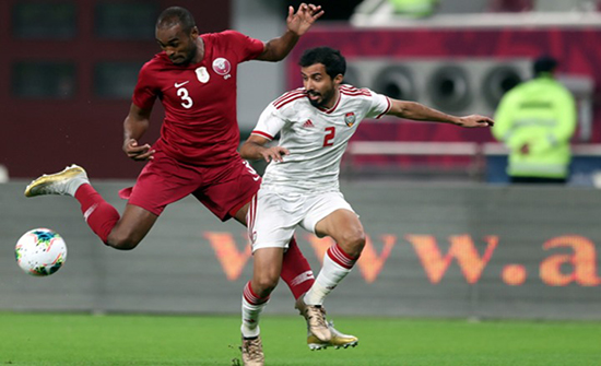 "قطر تهزم الإمارات وتبلغ نصف نهائي ""خليجي 24"" (شاهد)"