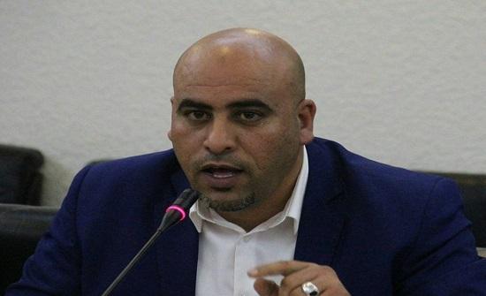 يوسف غليلات رئيسا لمجلس محافظة مأدبا