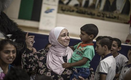 """إشادة أممية بفوز الأردنية عبير خريشة بجائزة """"نانسن"""" للاجئين"""