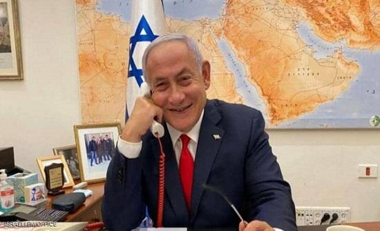 بايدن يتصل بنتانياهو ويتحدث عن الدعم واتفاقات السلام وإيران