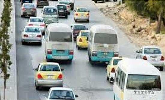 تنظيم النقل : بدء نقل الأفراد المصرح لهم بالتجوال خلال ساعات الحظر الجزئي