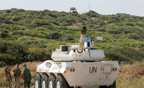 """""""اليونيفيل"""": نتواصل مع جميع الأطراف لوقف إطلاق النار وتفادي التصعيد بين إسرائيل ولبنان"""
