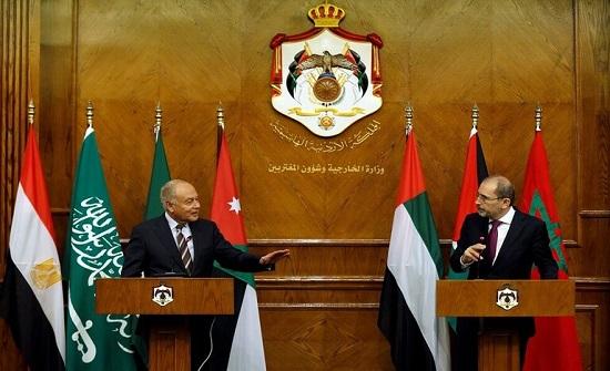 الصفدي يبحث مع أبو الغيط عودة سوريا إلى حاضنتها العربية