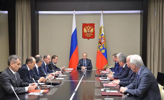 مجلس الأمن الروسي: الإجراءات الأمريكية في مجال الأسلحة تهدد البشرية كلها