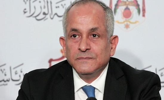 العايد ينعى وزير الإعلام الأسبق نبيل الشريف