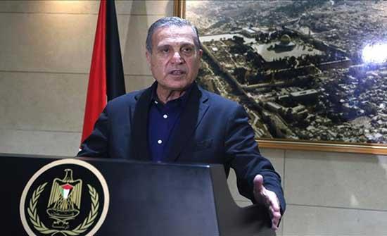 الرئاسة الفلسطينية تدين جريمتي الاحتلال في القدس وجنين
