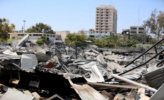 """""""الداخلية"""" بغزة تصدر بياناً عقب انتهاء العدوان الإسرائيلي على غزة"""