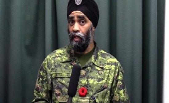 كندا: تطعيم 85 بالمئة من الجيش بلقاح كورونا