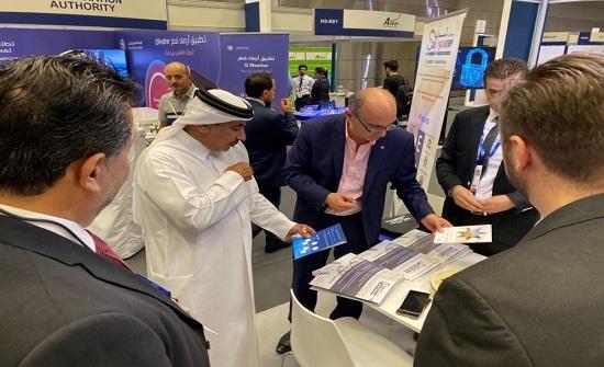 شركات اردنية تؤكد اهمية معرض قطر لتكنولوجيا المعلومات