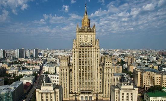 موسكو تستدعي سفير واشنطن لديها