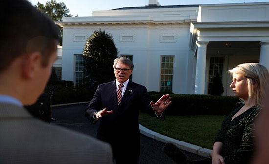 وزير الطاقة الأمريكي يقدم استقالته