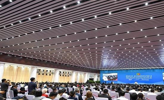 افتتاح الدورة الرابعة لمعرض الصين والدول العربية