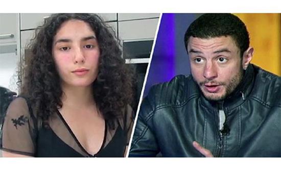 أحمد الفيشاوي يتقدم ببلاغ بسبب ملابس ابنته العارية