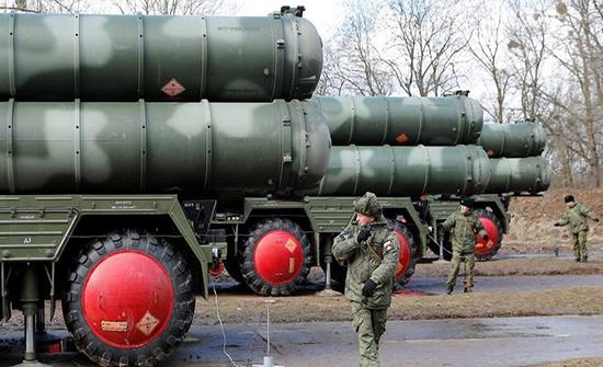 أنقرة ترد على واشنطن: لن نتراجع عن صفقة S400 مع روسيا