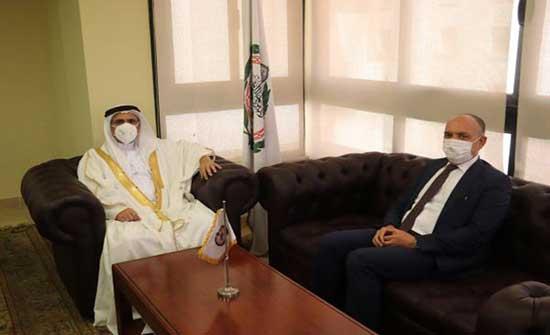 رئيس البرلمان العربي يشيد بدور الملك في دعم القضايا العربية